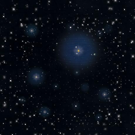 L'explosion de la sphère céleste