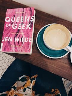 Queens of Geek de Jen Wilde