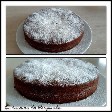 Gâteau de Nancy au thermomix ou sans