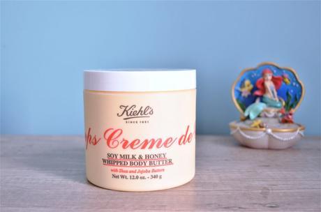 La crème de corps de la marque Kiehl's