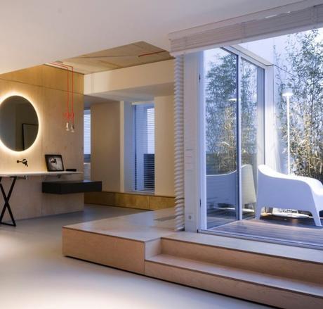 appartement esprit loft terrasse