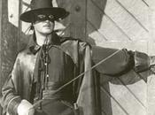 Californie temps Zorro.