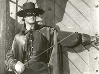 La Californie au temps de Zorro.