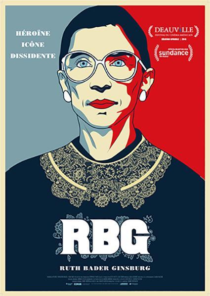Sortie Ciné #RBGlefilm