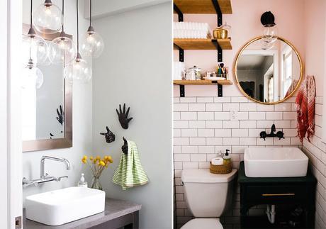 7 astuces pour aménager une petite salle de bains