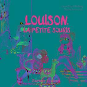 Louison, la petite souris (Laure Allard-d'Adesky)