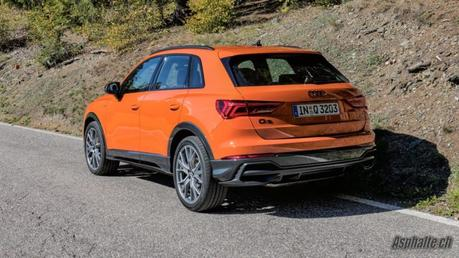 Essai Audi Q3 45 TFSI & 35 TFSI