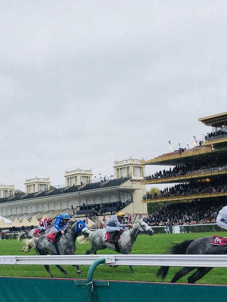 (Rendez-vous) Un dimanche à ParisLongchamp pour le Qatar Prix de l'Arc de Triomphe