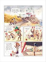 Sacha et Tomcrouz T2 : La cour du roi - Anaïs Halard et Bastien Quignon