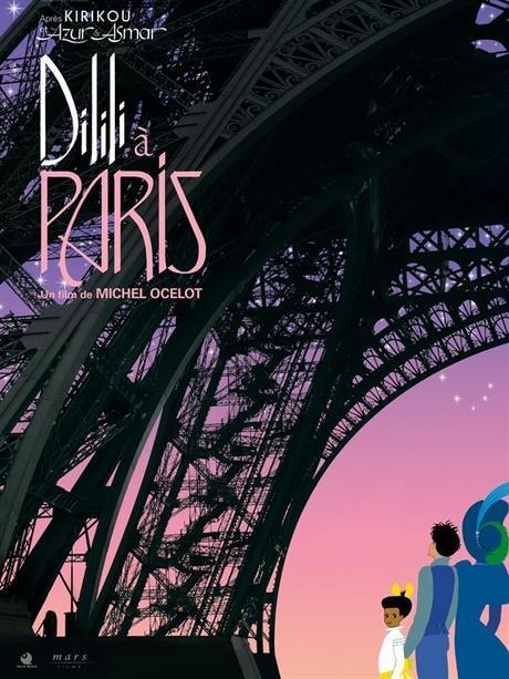 #Dilili nouveau film de Michel Ocelot et My Urban Experience lancent en exclusivité une visite guidée des décors du film !