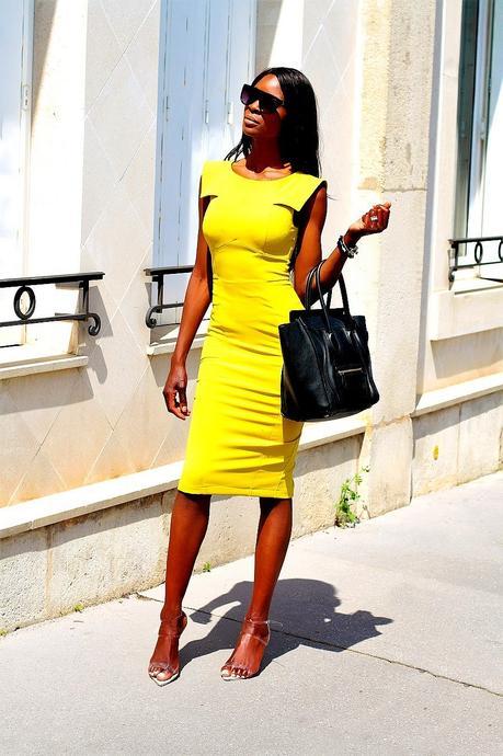 idee-tenue-bureau-chic-tendance-robe-sac-luxe