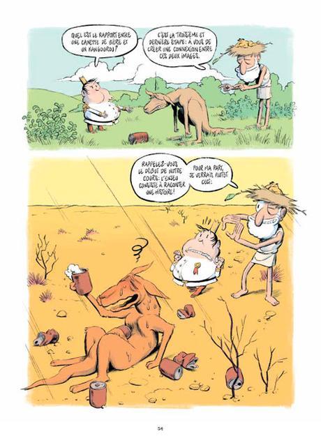 Une mémoire de roi aux éditions Premier Parallèle page 54