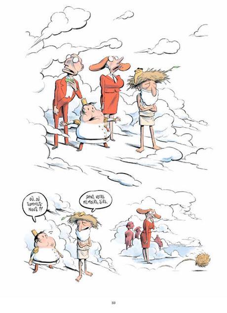 Une mémoire de roi aux éditions Premier Parallèle page 23