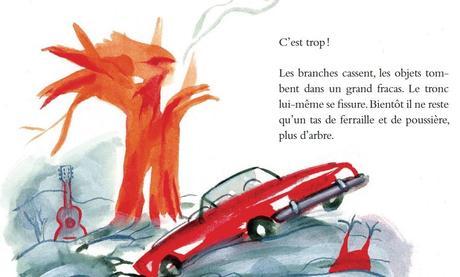 L'arbre à tout - Julien Baer & Charles Berbérian