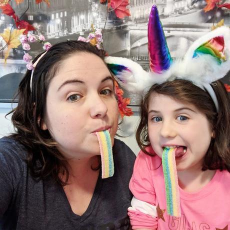 Défi sûrette et défi collation année 90: j'ai fait des défis Youtube avec ma fille