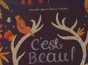 C'est beau Illustré Melissa Castrillon Editions Cambourakis