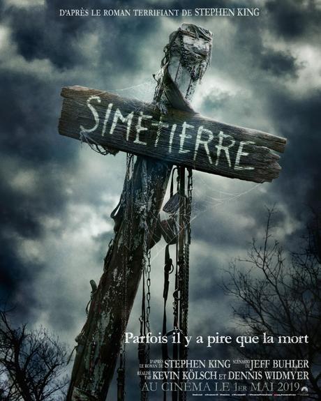 Première bande-annonce  pour la nouvelle adaptation de  PET SEMETARY / SIMETIERRE d'après Stephen King  (Actus)
