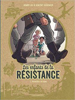 Les enfants de la résistance tome 1 et 2 par Dugomier (auteur) et Ers (illustrateur)