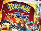 manga Pokémon Grande Aventure HearGold Argent SoulSilver annoncé chez Kurokawa