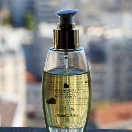 !NARA Body Oil par Anne Marie Borlind Beauty