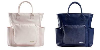 Instant de maman #22: le sac à langer Kyoto par Béaba x Bande de parents