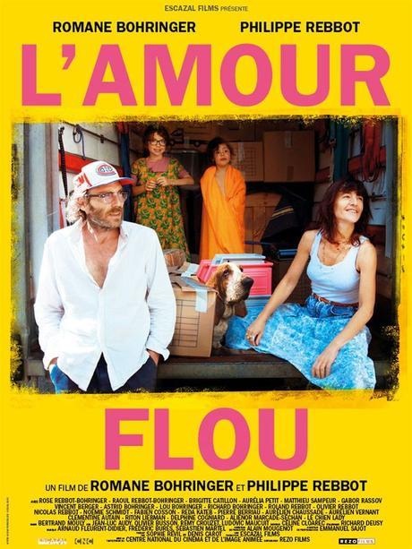 L'AMOUR FLOU - ROMANE BOHRINGER