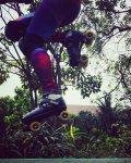 Bangkok – faire du roller (ou skateboard) sur Bangkok