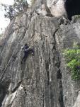 Thaïlande – Escaladade 'outdoor' sur Saraburi