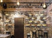 bistro dans cave décoration authentique moderne