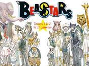 manga multi-primé Beastars Paru ITAGAKI paraître chez Ki-oon