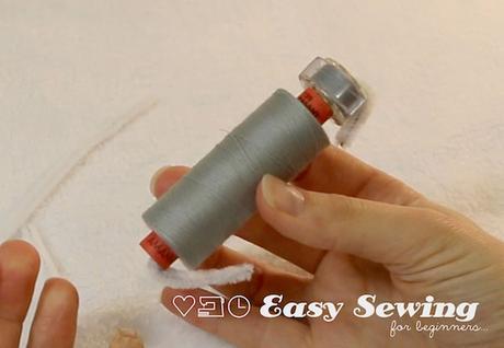 Des idées pour ranger les canettes de machine à coudre