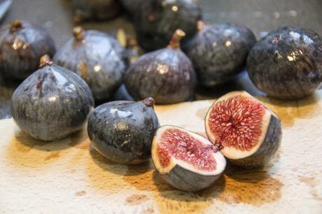 Dessert d'automne express / Crumble aux figues