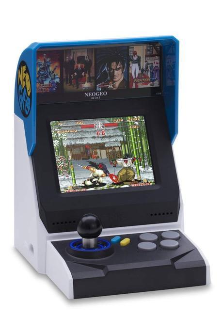 [Idée Cadeau] Offrez une console rétro Neo Geo Mini