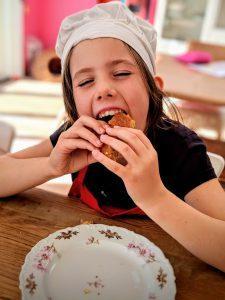 Life Long Learning, tentons de faire un gâteau avec les enfants.