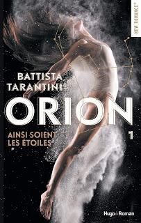A vos agendas : Retrouvez Battista Tarantini dans une nouvelle saga , Orion , dès janvier 2019