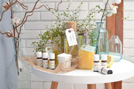 Recettes... pour une maison saine et purifiée {ou comment utiliser les huiles essentielles pour assainir votre foyer}