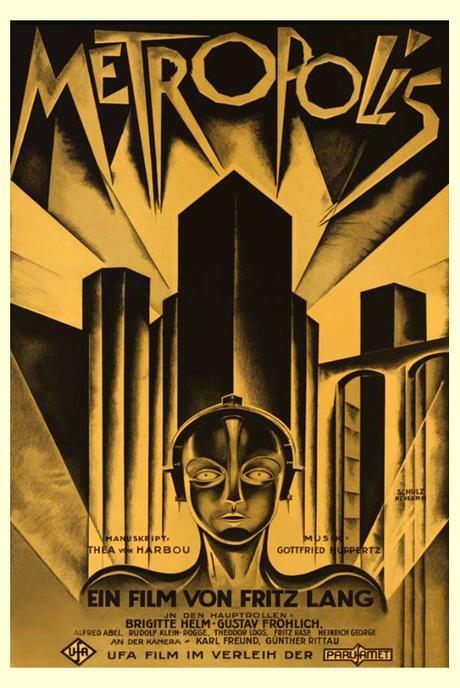 Metropolis – Aux origines de la SF