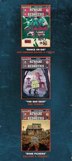 « Doggybags presente : Beware of Rednecks » par Mud, Prozeet, Tomeus, Armand Brard et Toth's.