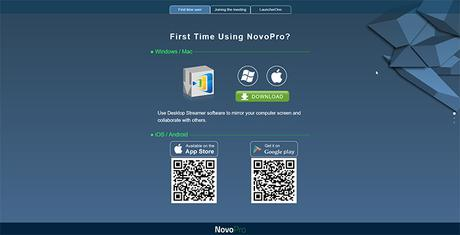 L'outil collaboratif Vivitek NovoPRO évolue avec trois nouveautés