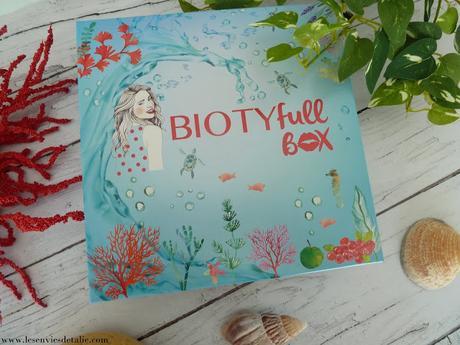 Eauthentique Mermaid - Biotyfull Box d'octobre 2018