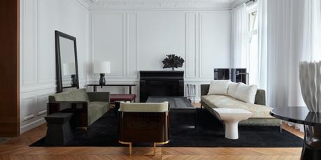 DECO : E-TV était à la nouvelle boutique Liaigre ou le « Hermès du meuble »