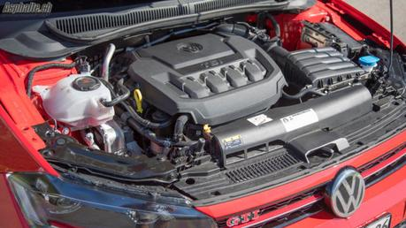 Essai VW Polo VI GTI