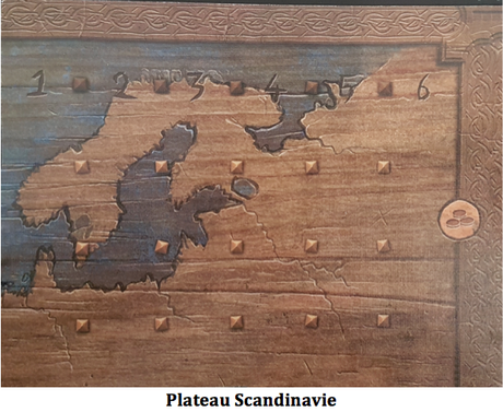 Lindisfarne, partez à la conquête de richesses à travers l'Europe chez Pixie Games