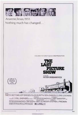 La Dernière Séance - The Last Picture Show, Peter Bogdanovich (1971)
