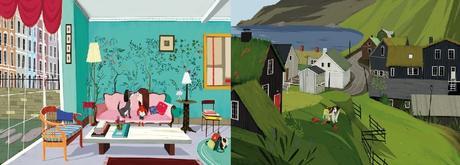 Maisons autour du monde - Paula Blumen & Mia Cassany