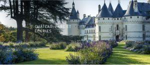 Splendeurs d'Automne château Chaumont-sur-Loire