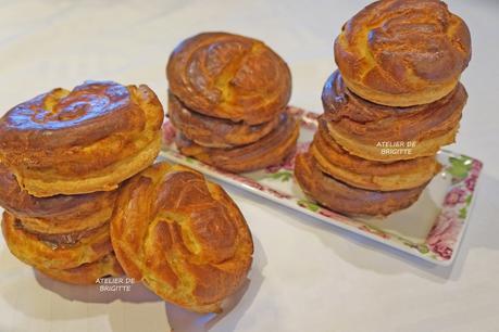 Les Corniottes du chef Pâtissier Christophe Sedent (MOF)