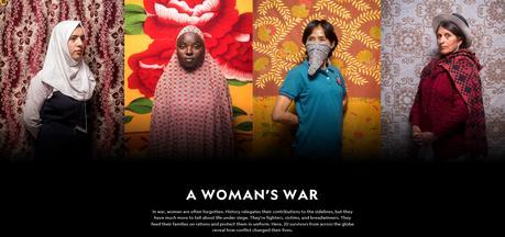 «Femmes et guerre» : le combat continue