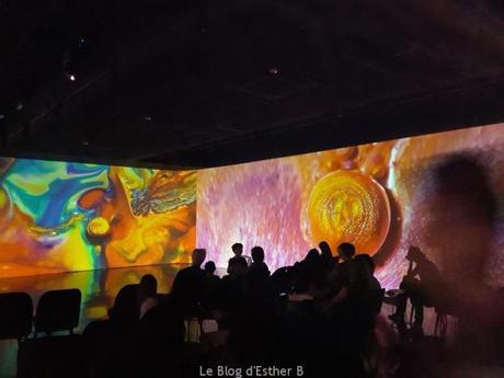 Klimt et Hundertwasser à l'Atelier des Lumières