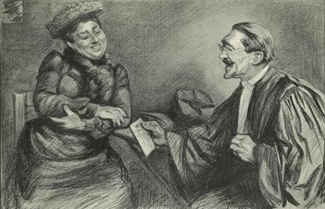 Thérèse Humbert : l'escroquerie  en guise d'ascenseur social.